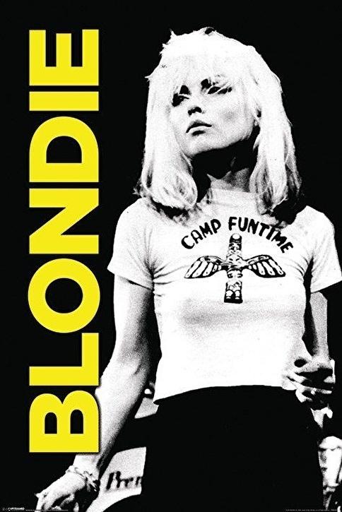 Pyramid International Maxi Poster Blondie Camp Funtime Renkli